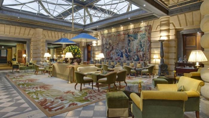 Chevalier edition hotel metropole monaco