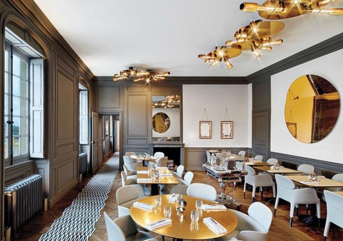 Chevalier edition zigzag restaurant alain ducasse chateau de versailles